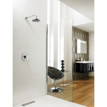 Mira Element Shower SLT Built in Valve with fixed Shower Head
