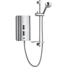 Mira Escape 9.8kW Thermostatic Electric Shower - Chrome