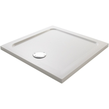 Mira Flight Square Low Shower Tray
