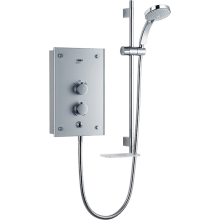 Mira Galena 9.8kW Electric Shower - Slate/Chrome