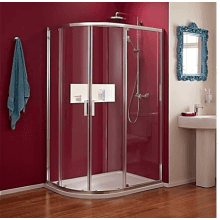 Mira Leap Quadrant Shower Doors