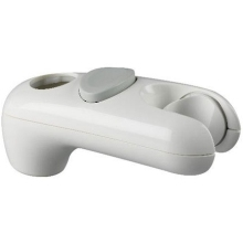 Mira Logic Shower Clamp Bracket - White