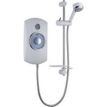 Mira Orbis 9.0kw Electric Shower White/Chrome