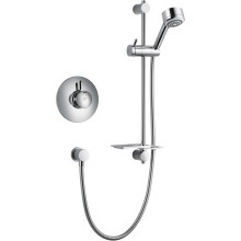 Mira Select Thermostatic Mixer Shower Built in Valve Chrome
