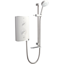 Mira Sport 10.8kw Electric Shower White/Chrome