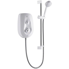 Mira Vie 8.5kw Electric Shower White/Chrome