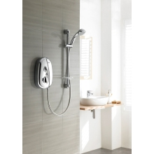 Mira Vie 9.5kw Electric Shower Chrome