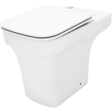 Monaco Rimless Close Coupled WC Pan