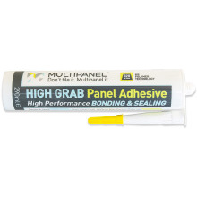 Multipanel Bathroom Wall Panel Grab Adhesive 350ml