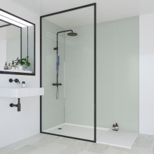 Multipanel Heritage Bathroom Wall Panel Hydrolock Tongue & Groove 2400x900mm Faversham Matte