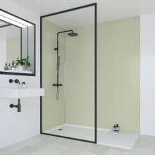 Multipanel Heritage Bathroom Wall Panel Hydrolock Tongue & Groove 2400x1200mm Esher Matte