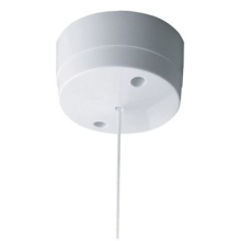 Nexus White 6 Amp 2 Way Ceiling Switch