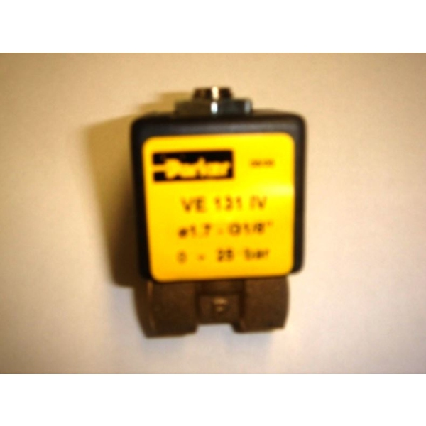 Nu-Way E01-151Y Solenoid Valve VE131
