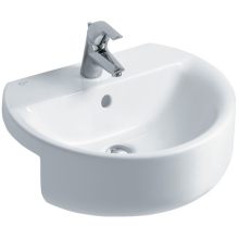 Ideal Standard Concept Sphere 55cm Semi Countertop Basin One Taphole