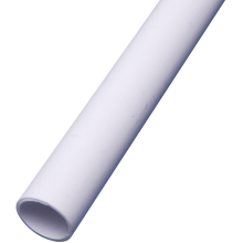 Osma 21.5mm x 3m P/E Pipe White