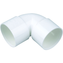 OsmaWeld Knuckle Bend 90° 40mm White