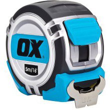 Ox Pro Metric/Imperial 5m Tape Measure
