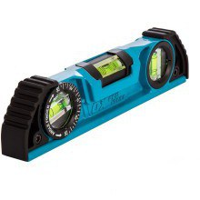 "Ox Pro Tough Torpedo Spirit Level 10"" / 250mm"