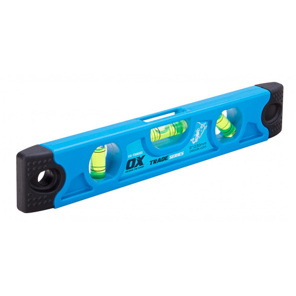 Ox Trade Torpedo Level Spirit 230mm