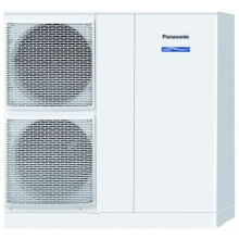 Panasonic Aquarea Air to Water Heat Pump Mono-Bloc Unit 12kw