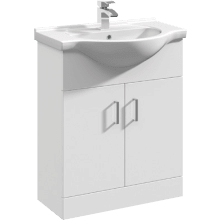 Parke & Taylor Classic 650mm 1 Tap Hole Round Basin Only