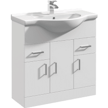 Parke & Taylor Classic 750mm 1 Tap Hole Round Basin Only