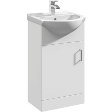 Parke & Taylor Deluxe 450mm 1 Tap Hole Square Basin Only