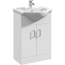 Parke & Taylor Deluxe 550mm 1 Tap Hole Square Basin Only