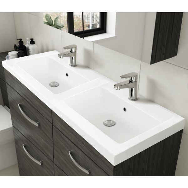 Parke & Taylor Elegance 1200mm Double Basin
