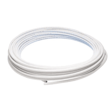 PolyFit 15mm x 100M Barrier Polybutylene Pipe Coil White