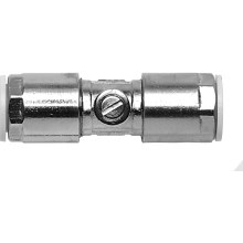 PolyFit 22mm x 22mm Chrome Plated Brass Service Valve