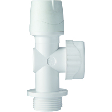 PolyMax 15mm x 15mm Appliance Valve White