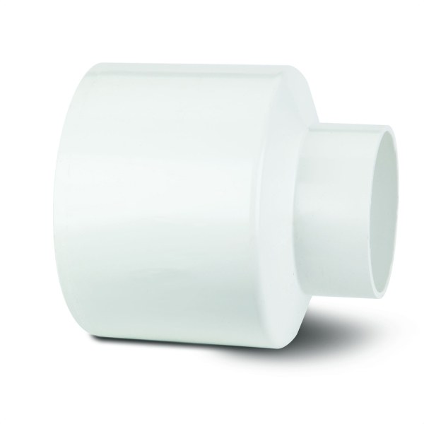 Polypipe 110mm x 50mm Reducer To Waste WSO65