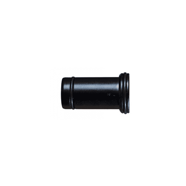 Polypipe 22mm Sealed Stiffener Plastic Black