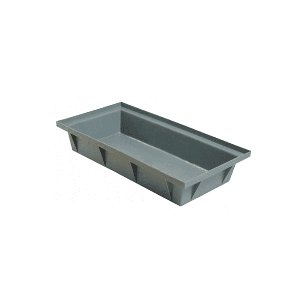 Polypipe 75mm Deep Junction Box Grey