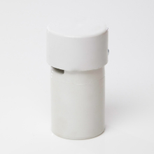 Polypipe ABS Solvent Welt Anti-Syphon Valve 32mm White
