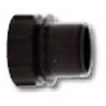 Polypipe Solvent Weld Waste MUPVC Screwed Access Plug 50mm Solvent Grey