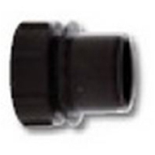 Polypipe Solvent Weld Waste MUPVC Screwed Access Plug 32mm Black