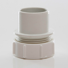 Polypipe Solvent Weld Waste MUPVC Screwed Access Plug 32mm White