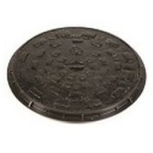 Polypipe Drain Chamber Cover Cast Iron 460mm