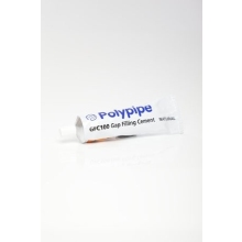 Polypipe Gap Filling Cement 140g Clear Natural