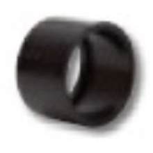 Polypipe Solvent Weld Waste MUPVC Reducer 50mm x 40mm Black