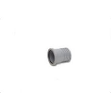 Polypipe Ring Seal Soil Drain Connector 110mm Grey