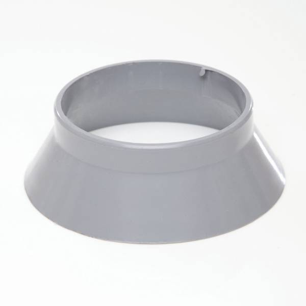 Polypipe Ring Seal Soil Weathering Collar 82mm Grey