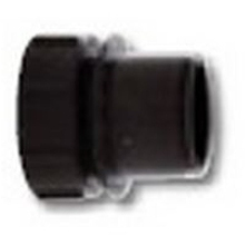 Polypipe Solvent Weld Waste MUPVC Screwed Access Plug 40mm Solvent Grey