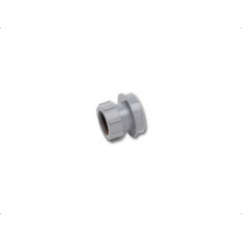 Polypipe Straight Adaptor 32mm Grey