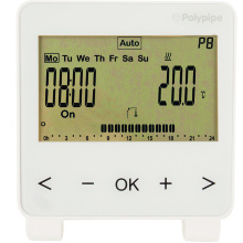 Polypipe UFH Digital Room Thermostat