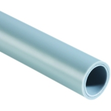 Polyplumb 15mm x 3m Length Barrier Pipe Grey Pack Of 10