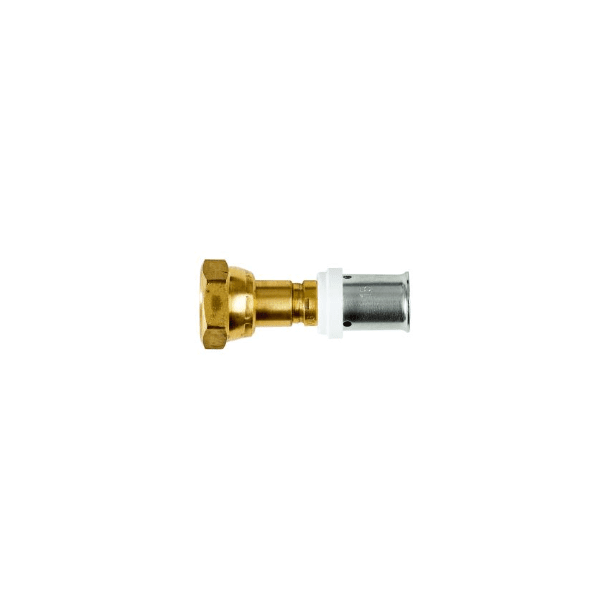 PolySure 15mm x 1/2inch Straight Tap Connector