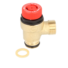 Pressure Relief Valve (Prefix Xf Onwards) 175413